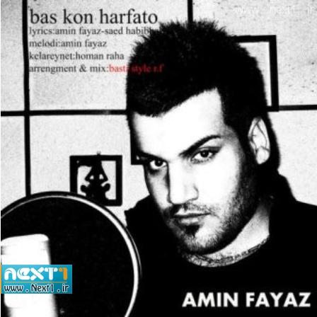 امین فیاض - بس کن حرفاتو