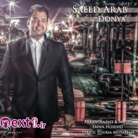 سعید عرب - دنیا