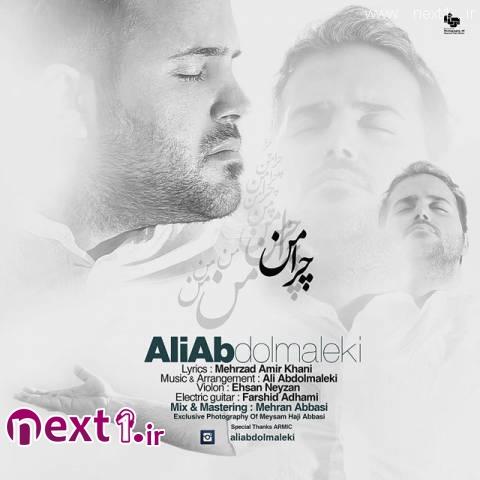 علی عبدالمالکی - چرا من