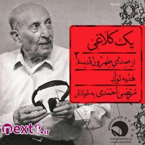 مرتضی احمدی - یک کلاغی