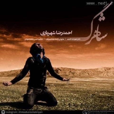 احمدرضا شهریاری - شاهرگ