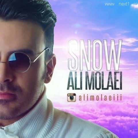 علی مولایی - برف