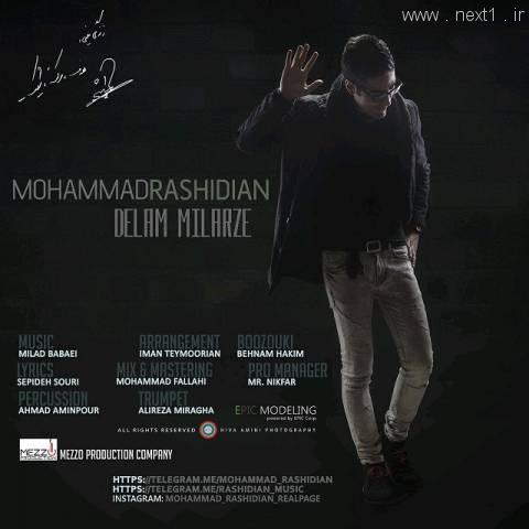 محمد رشیدیان - دلم میلرزه