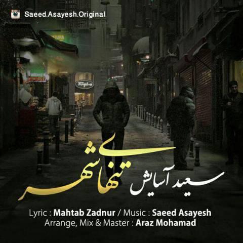 سعید آسایش - تنهای شهر