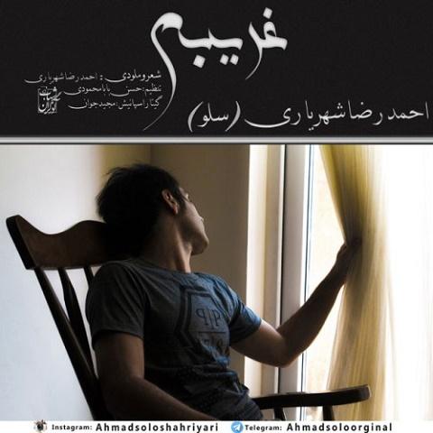 احمدرضا شهریاری - غریبم