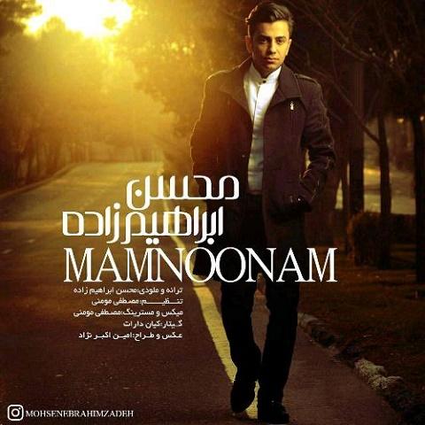 محسن ابراهیم زاده - ممنونم