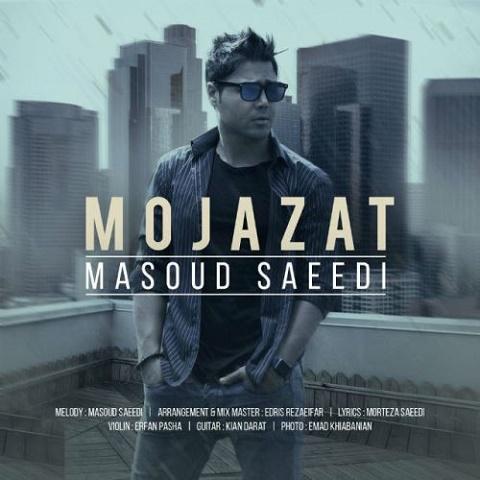 مسعود سعیدی - مجازات