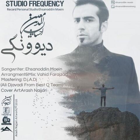 احسان الدین معین - دیوونگی