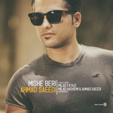 احمد سعیدی - میشه بری