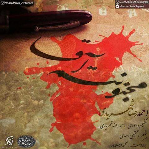 احمدرضا شهریاری - مجنونتم آقا