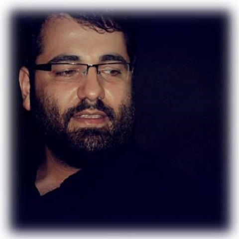 حاج حسین سیب سرخی - محرم 96