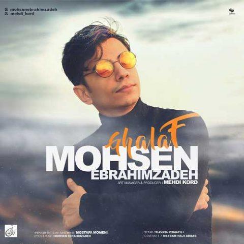 محسن ابراهیم زاده - غلاف