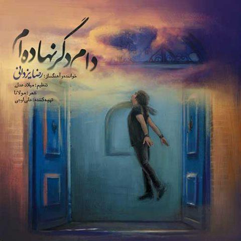 رضا یزدانی - دام دگر نهاده ام