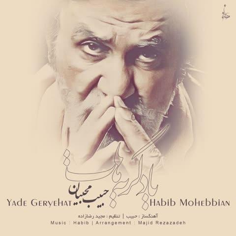 حبیب - یاد گریه هات
