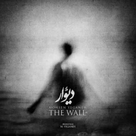 محسن یگانه - دیوار