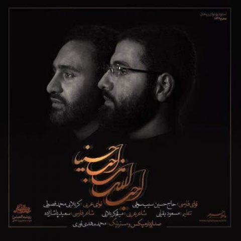 حسین سیب سرخی و محمد فصولی - احب الله من احب حسینا