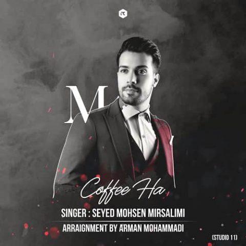 سید محسن میرسلیمی - کافه ها