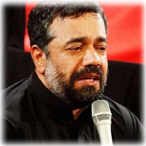 حاج محمود کریمی - محرم 98